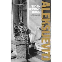 Tiden second hand - Svetlana Aleksijevitj - Pocket