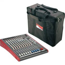 Allen & Heath ZED14 14-Channel USB Mixer with Carrying Bag Kit
