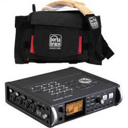 Tascam DR-680 8-Track Portable Field Audio Recorder and Porta