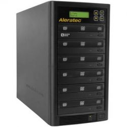 Aleratec 1:5 DVD/CD Copy Tower Stand-Alone Duplicator 260181 B&H