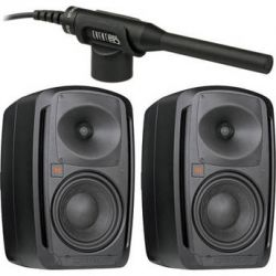 Event Opal Power Speakers + Speaker Calibration Package B&H