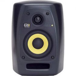 "KRK VXT4 - 45W 4"" Two-Way Active Nearfield Studio VXT-4 B&H"
