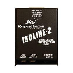 RapcoHorizon Isoline-2 Line Level ISO / Splitter Box IL-2 B&H