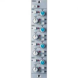 Solid State Logic X-Rack 4-Channel Input Module 729623X1 B&H
