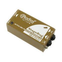 Radial Engineering StageBug SB-4 Piezo DI R800 0140 B&H Photo
