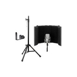 Auray Acoustic Reflection Filter, Mic Stand and Headphone Hook