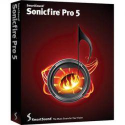 SmartSound Sonicfire Pro 5 Scoring Edition Mega Bundle SFPSEMB