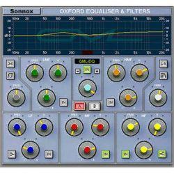 Sonnox  Oxford EQ - EQ Plug-In (TDM) EQHD B&H Photo Video