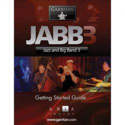 GARRITAN Jazz and Big Band 3 - Virtual Instrument GPOJ3DCO B&H