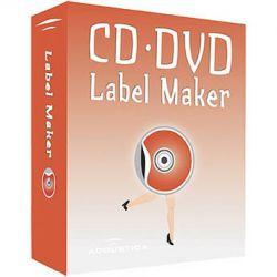 Acoustica CD/DVD Label Maker Software for Windows ACTA2 B&H