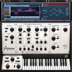 Arturia Oberheim SEM V - Virtual Instrument 210308 B&H Photo