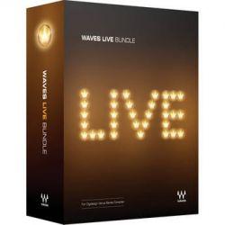 Waves  Live Bundle (TDM) LIVETDM B&H Photo Video