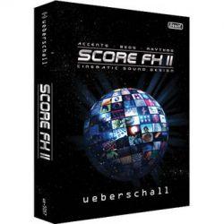 Big Fish Audio  DVD: Score FX 2 SCFX02-P B&H Photo Video