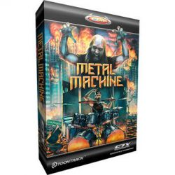 Toontrack Metal Machine EZX - Expansion Pack TT173SN B&H Photo