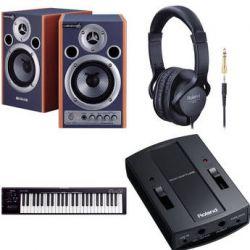 Roland Music Lab Pak - DAW Control and Monitoring Bundle MLAB-PK