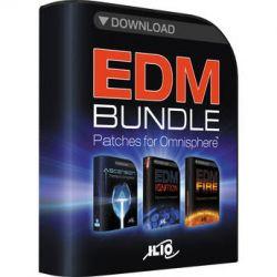 ILIO EDM Bundle - Patches For Omnisphere (Download) IL-EDMIFBUN