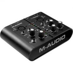 M-Audio M-Track Plus - USB Audio/MIDI Interface MTRACKPLUS B&H