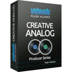 Plugin Alliance Creative Analog (Download) CREATIVE ANALOG B&H
