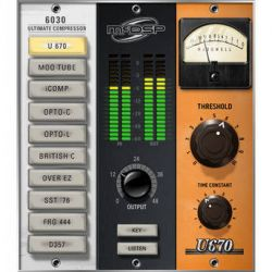 McDSP 6030 Ultimate Compressor HD v5 - Multiple M-PI-UC B&H