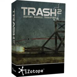 iZotope  Trash 2 - Distortion Software TRASH 2 B&H Photo Video