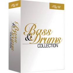 Waves Signature Series Bass & Drums Collection BDSSNA B&H