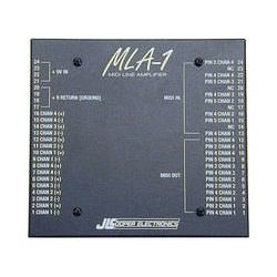 JLCooper  MLA-1 MIDI Line Amplifier MLA-1 B&H Photo Video