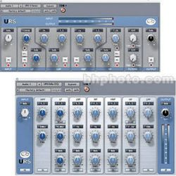 URS S Series Classic Console Mix Equalizer and URS MIX EQ STDME