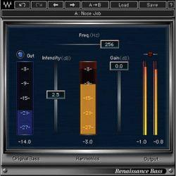 Waves Renaissance Bass - Bass Enhancement Plug-In (TDM) RBSTDM