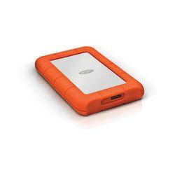 LaCie 500GB, 7200rpm Rugged Mini Portable Hard Drive 301556 B&H