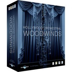 EastWest DVD: Hollywood Orchestral Woodwinds (Gold) EW-206 B&H