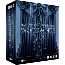EastWest DVD: Hollywood Orchestral Woodwinds EW-206L B&H Photo