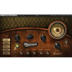 Waves Maserati GTi - Guitar Toner Plug-In for MultiRack TMGTISG