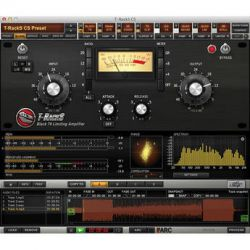 IK Multimedia T-RackS Grand - Mixing and Mastering TR-400-DLG-IN