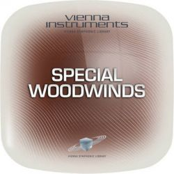 Vienna Symphonic Library Special Woodwinds Full Bundle - VSLV12F