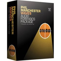 Waves Phil Manchester Audio Forensics Package (Native) FRNNA B&H