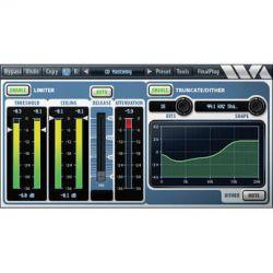 Wave Arts FinalPlug Mastering Peak Limiter and Volume 11-33007