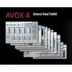Antares Audio Technologies AVOX 4 Vocal Toolkit 35004 B&H Photo