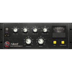 IK Multimedia T-Racks Single - Bus Compressor TR-400-BUSCMP-DD