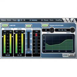 Wave Arts FinalPlug Mastering Peak Limiter and Volume 11-33023