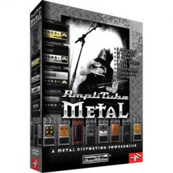 IK Multimedia AmpliTube Metal Software Plug-In AT-200-MDD-IN B&H