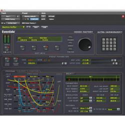 Eventide H3000 Factory Harmonizer Native - A2 TO H3000 FACTORY
