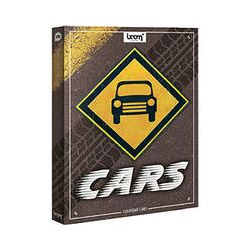 Sound Ideas Everyday Cars Sound Effects Library (DVD) B&H Photo