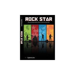 Big Fish Audio  Sample DVD: Rock Star RKSR1 B&H Photo Video