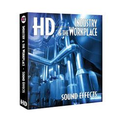 Sound Ideas Industry & The Workplace HD Sound SI-G-IND-WORK