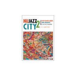 Big Fish Audio  Nu Jazz City 2 DVD NJC02-ORWX B&H Photo Video