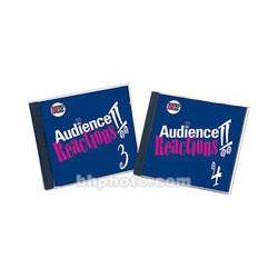 Sound Ideas Sample CD: Audience Reaction II SI-AR-2 B&H Photo