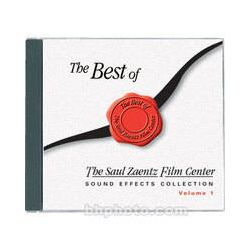 Sound Ideas Sample CD: The Best of the Saul Zaentz SI-SAULZAENTZ