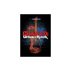 Big Fish Audio Crank'd: Urban Rock DVD CRUR1-ORWXZ B&H Photo