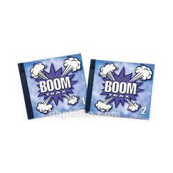 Sound Ideas Sample CD: Just Boom Trax SI-BOOM-TRAX B&H Photo