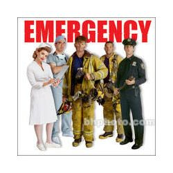Sound Ideas  Sample CD: Emergency SI-EMERGENCY B&H Photo Video